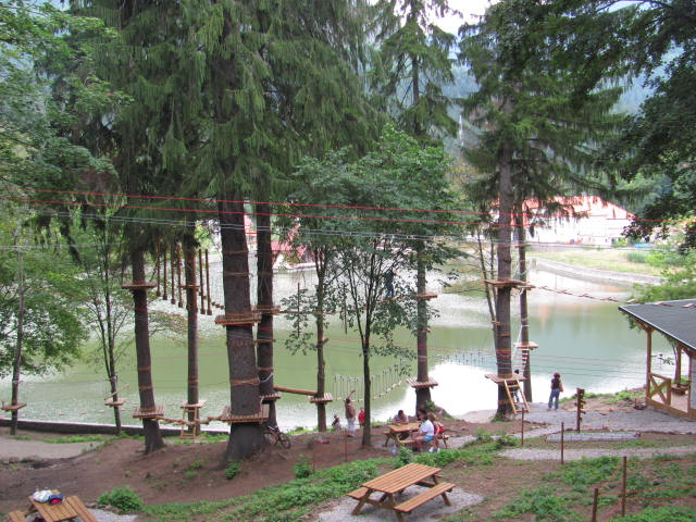 Parc Aventura Baile Tusnad
