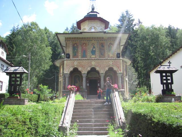 Biserica Ortodoxa Baile Tusnad