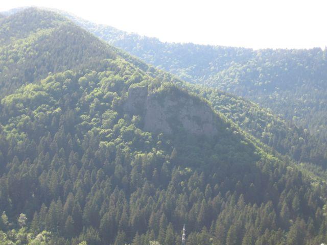 Stânca Șoimilor – Sólyomkő