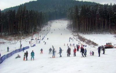 Pârtia de schi Băile Tuşnad