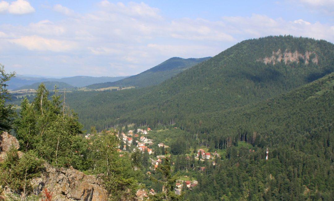 Vârful Cetății din Băile Tuşnad – Vártető