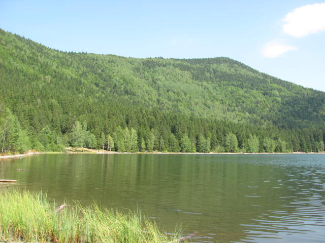 Tânovul Mohoș – Lacul Sfânta Ana