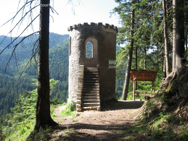 Bastionul Apor din Tuşnad – Apor bástya