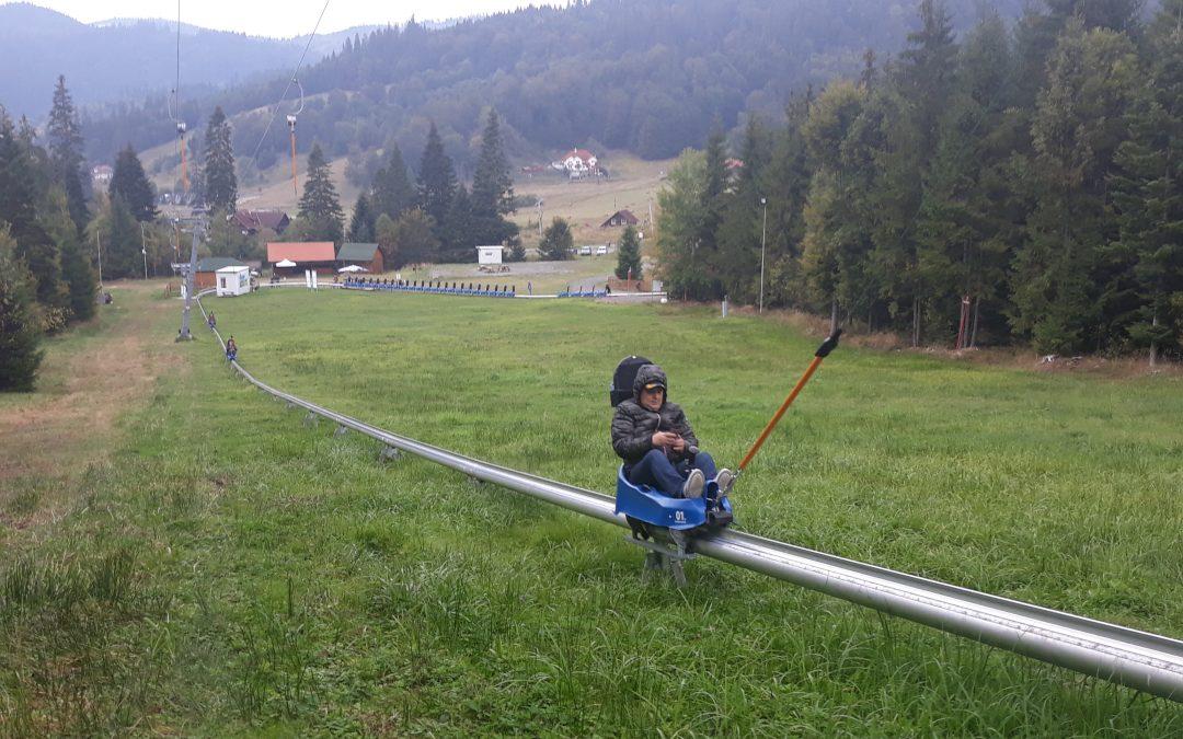Pista de bob Borsec – Borszéki bobpálya
